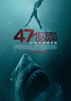 47 Meters Uncaged a, Copyright CONCORDE FILMVERLEIH