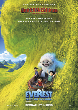 Abominable a, Copyright UNIVERSAL PICTURES INTERNATIONAL