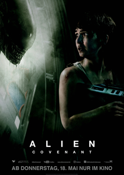 Alien-Covenant-1, Copyright Twentieth Century of Germany