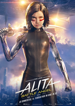 Alita-Battle-Angel-1, Copyright 20th Century Fox