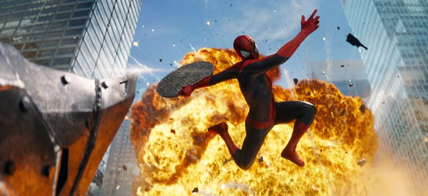Amazing-Spider-Man-2-a, Copyright Sony Pictures Releasing
