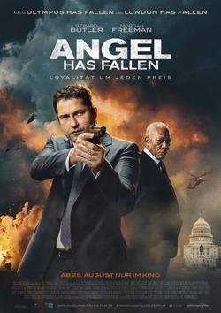 Angel has fallen a, Copyright UNIVERSUM FILM