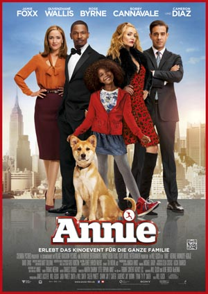 Annie-1, Copyright Sony Pictures Releasing