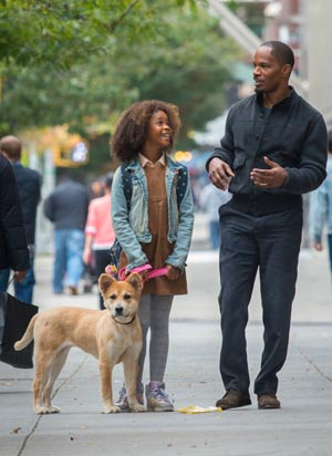 Annie-3, Copyright Sony Pictures Releasing