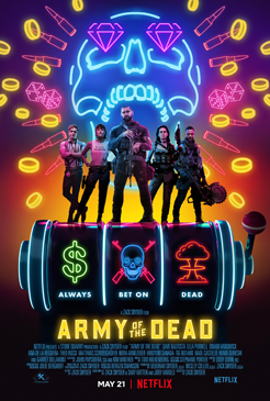 Army Dead - Copyright NETFLIX