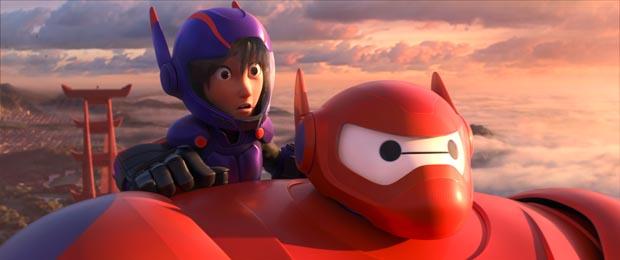 BIG HERO 6, Copyright  Walt Disney Studios Motion Pictures