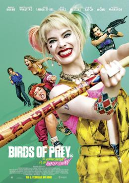 Birds of Prey 1, Copyright WARNER BROS