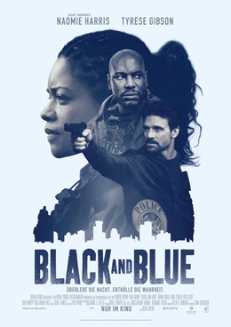 Black and Blue a, Copyright SONY PICTURES RELEASING