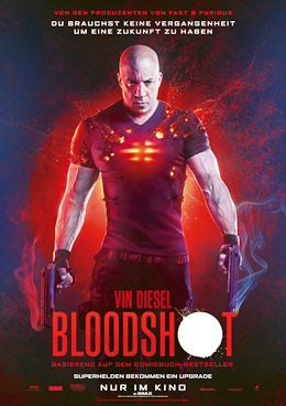 Bloodshot 1, Copyright SONY PICTURES RELEASING