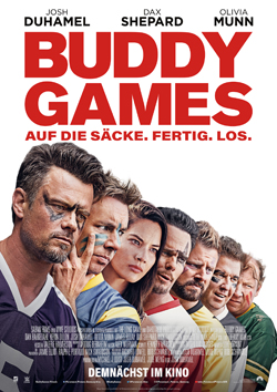 Buddy Games - Copyright PARAMOUNT PICTURES