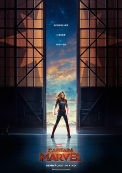 CAPTAIN MARVEL, Copyright Walt Disney Studios Motion Pictures