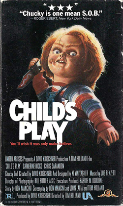 Childs Play 1 1, Copyright MGM Home Entertainment