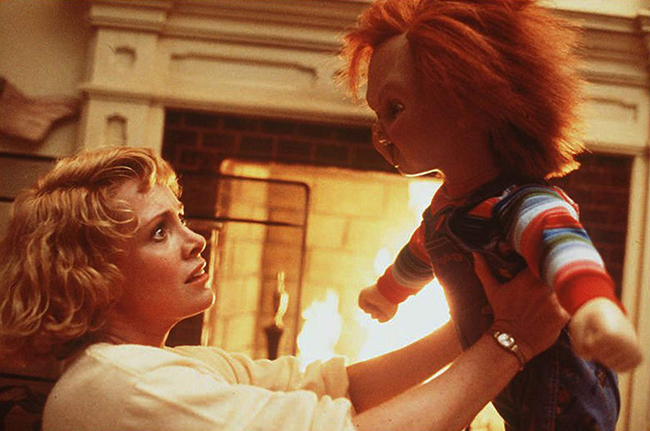 Childs Play 1 3, Copyright MGM Home Entertainment
