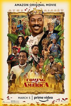 Coming 2 America 1 - Copyright AMAZON STUDIOS
