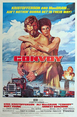 Convoy b, Copright UNITED ARTISTS / Kino LORBER / UNIVERSUM FILM