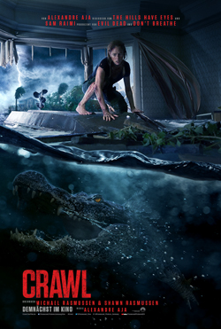 Crawl a, Copyright PARAMOUNT PICTURES