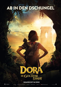 Dora and the lost City, Copyright PARAMOUNT PICTURES