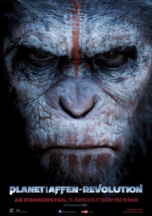 Dawn-of-Apes-1, Copyright Twentieth Century Fox of Germany