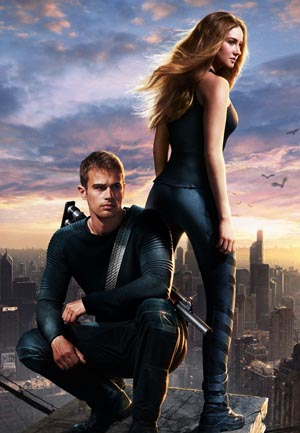 Divergent-1, Copyright Summit Entertainment / Concorde Filmverleih