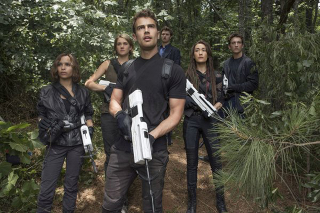 Divergent-3-2, Copyright Summit Entertainment