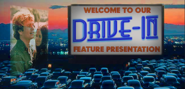 Drive-In-Love-Story