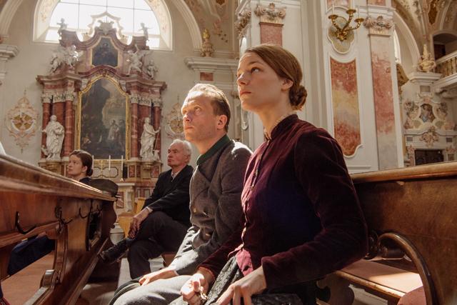 Ein Verborgenes Leben 3, Copyright  PANDORA FILM