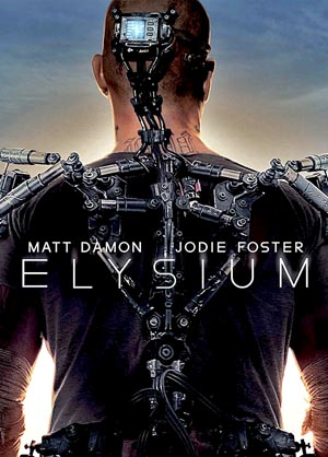 Elysium-01, Copyright Sony Pictures Releasing