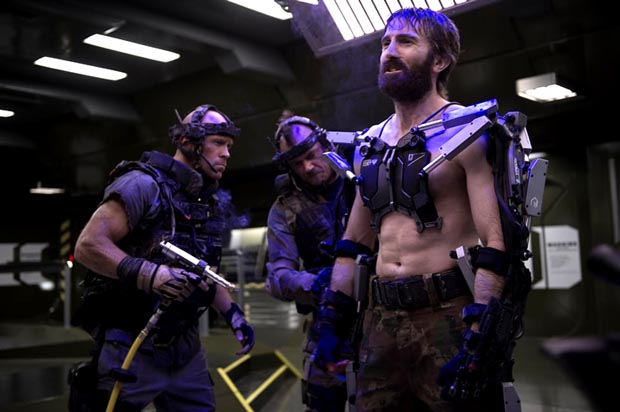 Elysium-02, Copyright Sony Pictures Releasing