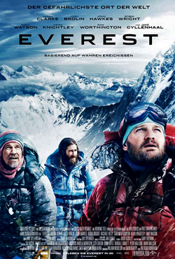 Everest-1, Copyright Universal Pictures International