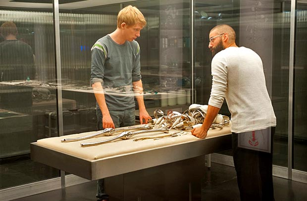 Ex-Machina-1, Copyright Universal Pictures Germany