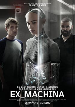 Ex-Machina-2, Copyright Universal Pictures Germany