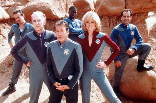 Ensemble von GALAXY QUEST