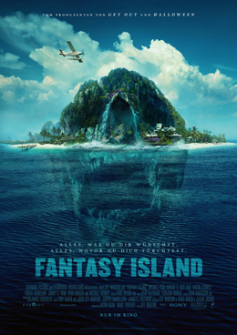 Fantasy Island 1, Copyright SONY PICTURES ENTERTAINMENT
