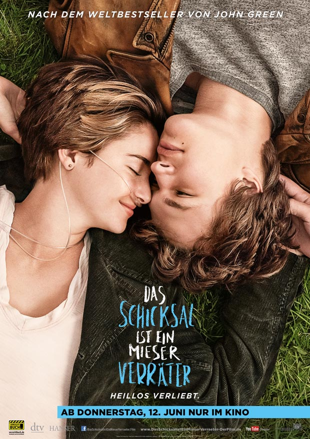Fault-In-Our Stars-1, Copyright Twentieth Century Fox of Germany