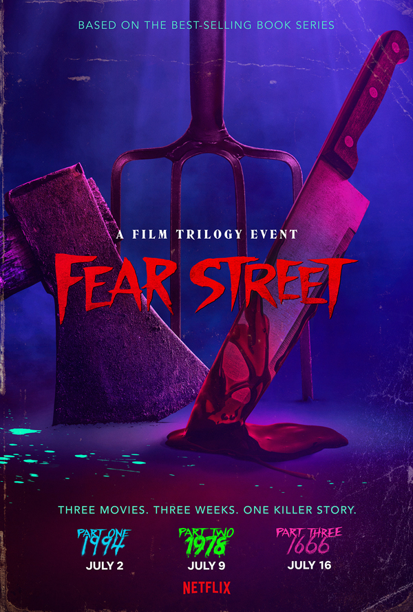 Fear Street Trio - Copyright NETFLIX