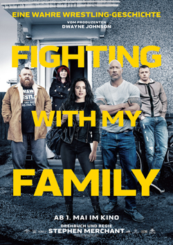 Fighting with my Family 1, Copyright METRO GOLDWYN MAYER / UNIVERSAL PICTURES INTERNATIONAL