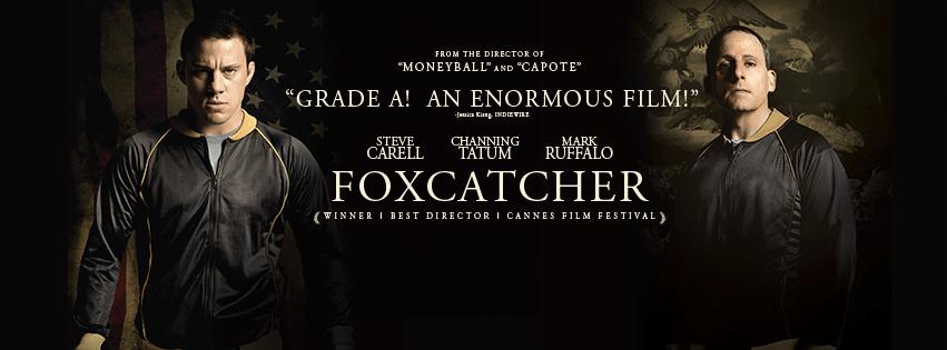 Foxcatcher-2, Copyright StudioCanal