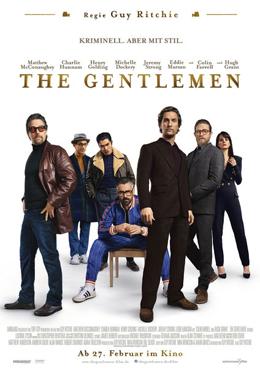 Gentlemen 1, Copyright LEONINE Distribution