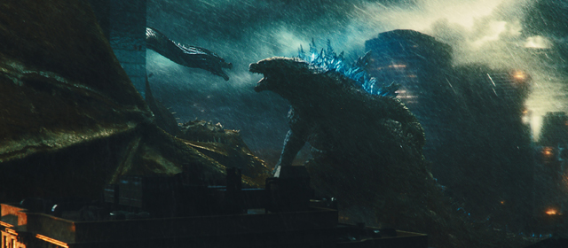 Godzilla 2 - 3, Copyright WARNER BROS.