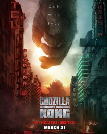 Godzilla King Kong 1a - Copyright WARNER BROS