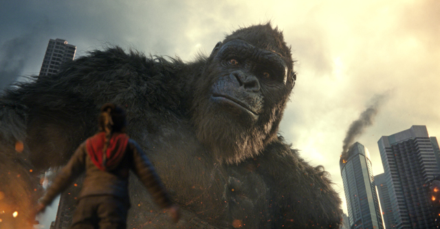 Godzilla Kong 2 - Copyright WARNER BROS