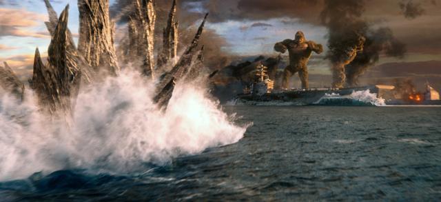 Godzilla Kong 3 - Copyright WARNER BROS