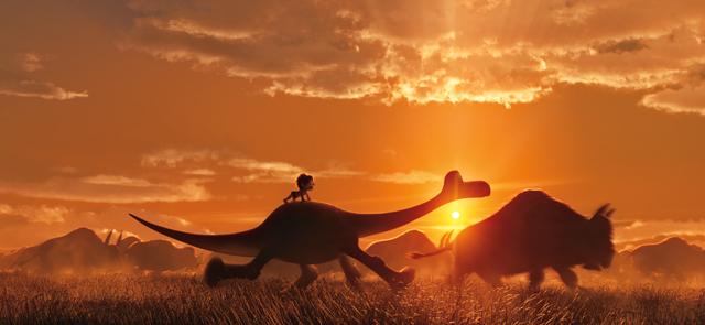 THE GOOD DINOSAUR, Copyright Walt Disney Motion Picture Studios