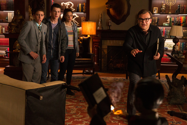 Goosebumps-2, Copyright Sony Pictures Releasing