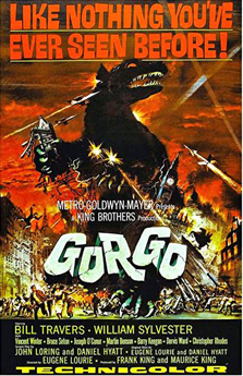 Gorgo 1 - Copyright METRO-GOLDWYN-MAYER