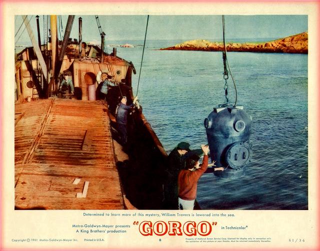 Gorgo 5 - Copyright METRO-GOLDWYN-MAYER