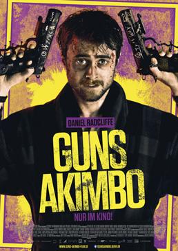 Guns Akimbo 1, Copyright LEONINE Distribution