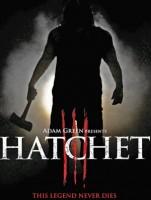 Hatchet-3, Copyright Dark Sky Films / Sunfilm Entertainment