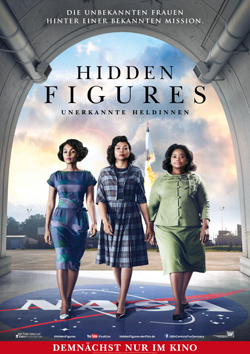 Hidden-Figures-1, Copyright Twentieth Fox of Germany