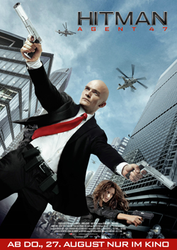 Hitman-Agent-47-1, Copyright 20th Century Fox of Germany